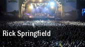 Rick Springfield Count Basie Theatre tickets