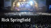 Rick Springfield Snoqualmie Casino tickets
