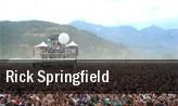 Rick Springfield Snoqualmie tickets