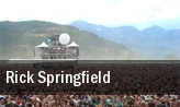 Rick Springfield Warren tickets