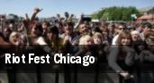 Riot Fest Chicago tickets