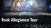 Rock Allegiance Tour Bloomington tickets