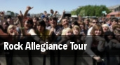Rock Allegiance Tour Freedom Hill Amphitheatre tickets