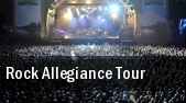 Rock Allegiance Tour World Arena tickets