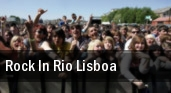 Rock In Rio Lisboa Parque Bela Vista Lisbon tickets