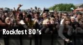 Rockfest 80's tickets