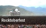Rocktoberfest Anaheim tickets