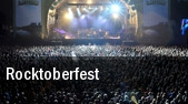 Rocktoberfest House Of Blues tickets