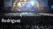 Rodriguez Toronto tickets