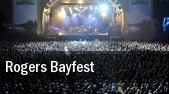 Rogers Bayfest tickets