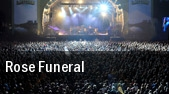 Rose Funeral Lakewood tickets