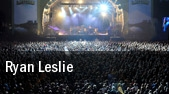 Ryan Leslie Cambridge tickets