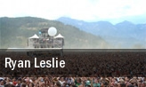 Ryan Leslie Washington tickets