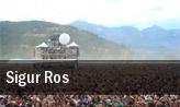 Sigur Ros Agganis Arena tickets