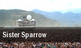 Sister Sparrow 8x10 Club tickets