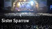 Sister Sparrow Baltimore tickets