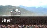 Slayer Dawson Creek tickets