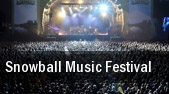 Snowball Music Festival Winter Park tickets