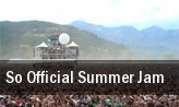 So Official Summer Jam Heymann Performing Arts Center tickets
