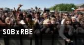 SOB x RBE Oakland tickets