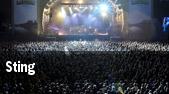Sting Las Vegas tickets