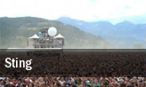Sting Santa Barbara Bowl tickets