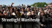 Streetlight Manifesto San Francisco tickets