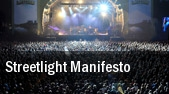 Streetlight Manifesto Water Street Music Hall tickets