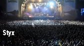 Styx AMSOIL Arena tickets