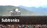 Subtronics Richmond tickets