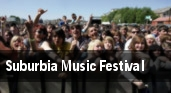 Suburbia Music Festival tickets