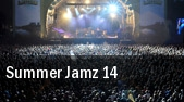 Summer Jamz 14 Chene Park Amphitheater tickets