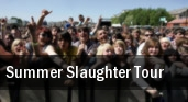 Summer Slaughter Tour Chicago tickets