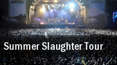 Summer Slaughter Tour San Francisco tickets