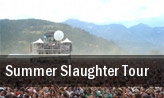 Summer Slaughter Tour Starland Ballroom tickets