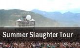 Summer Slaughter Tour Starland Ballroom tickets
