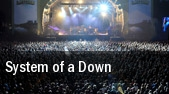 System of a Down Los Angeles tickets