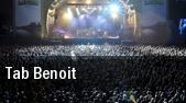 Tab Benoit Charlotte tickets