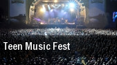 Teen Music Fest Baltimore tickets