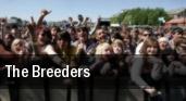 The Breeders Nashville tickets