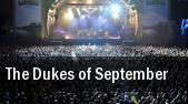 The Dukes of September Majestic Theatre tickets