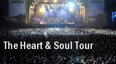 The Heart & Soul Tour BB&T Center tickets