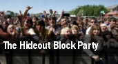 The Hideout Block Party tickets