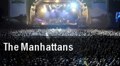 The Manhattans San Jose tickets
