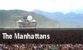 The Manhattans Silver Spring tickets