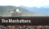The Manhattans War Memorial Auditorium tickets