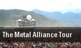The Metal Alliance Tour Mcmenamins Crystal Ballroom tickets
