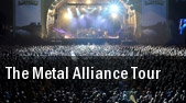 The Metal Alliance Tour Vancouver tickets