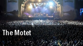 The Motet San Francisco tickets
