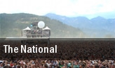 The National Raleigh tickets